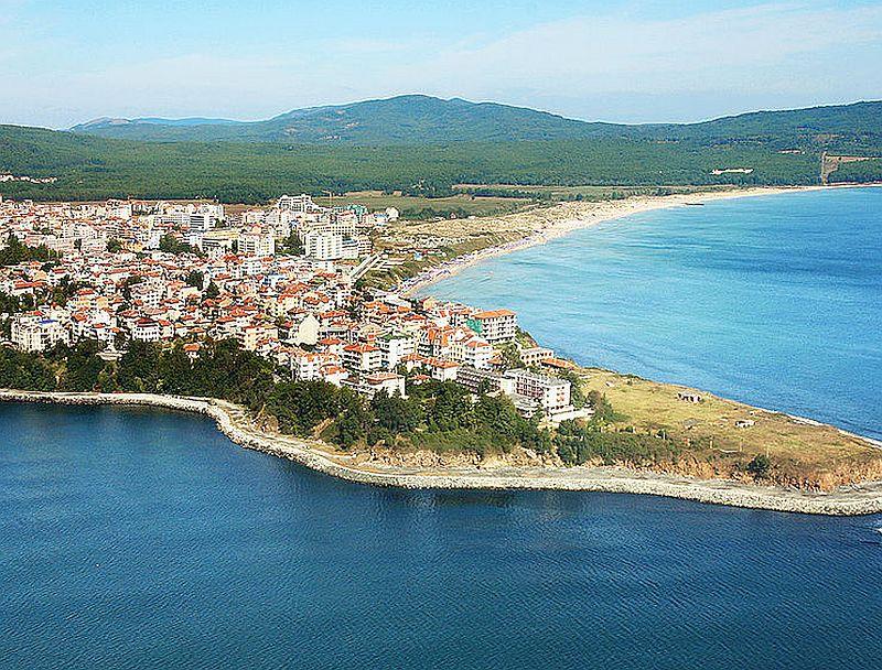 Primorsko v Bulharsku